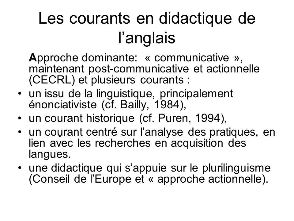 dissertation sur l approche communicative
