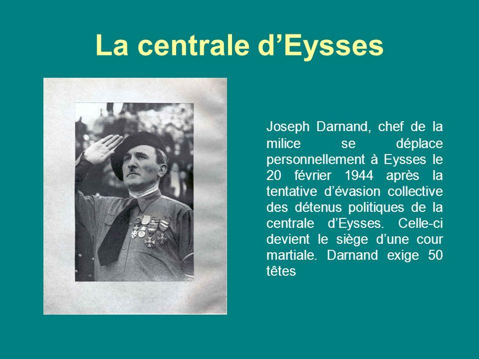 La centrale d'Eysses