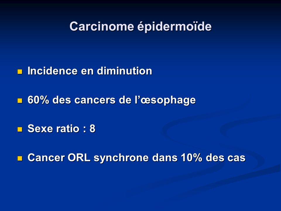 Carcinome épidermoïde