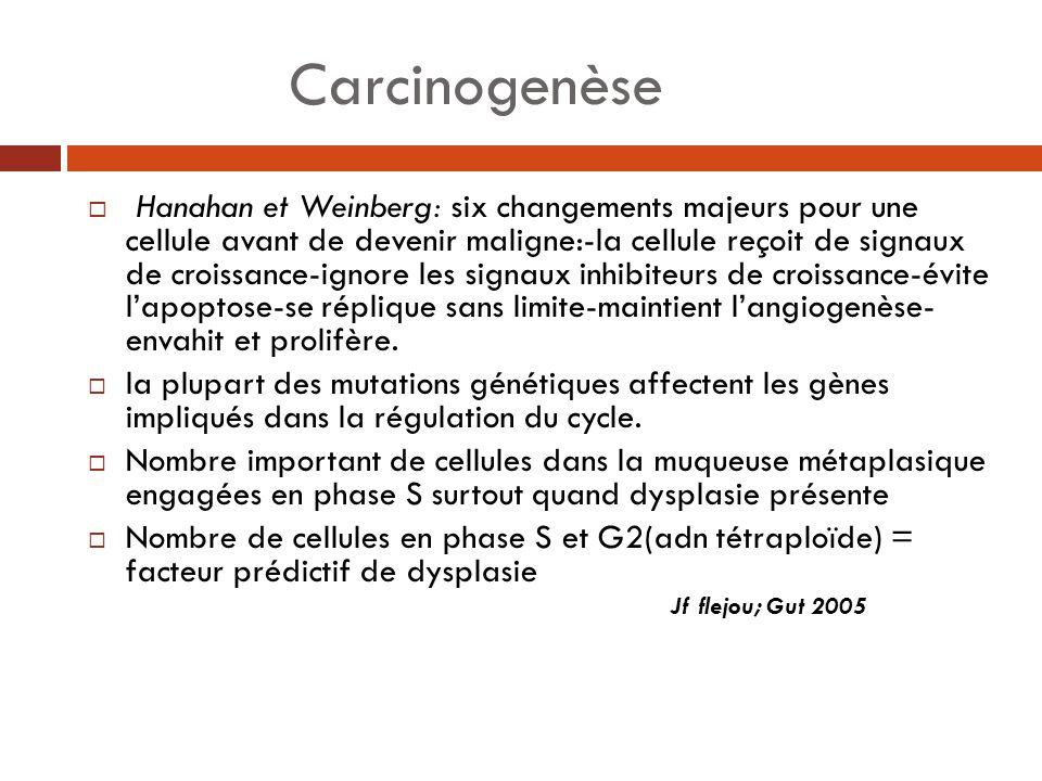 Carcinogenèse