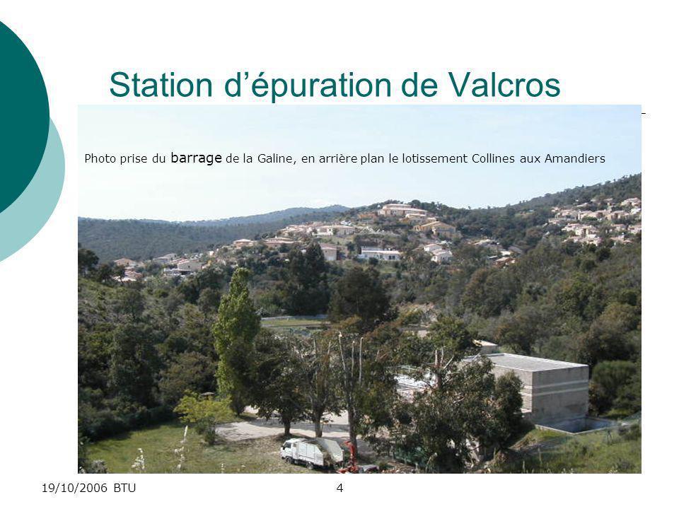 Station d'épuration de Valcros