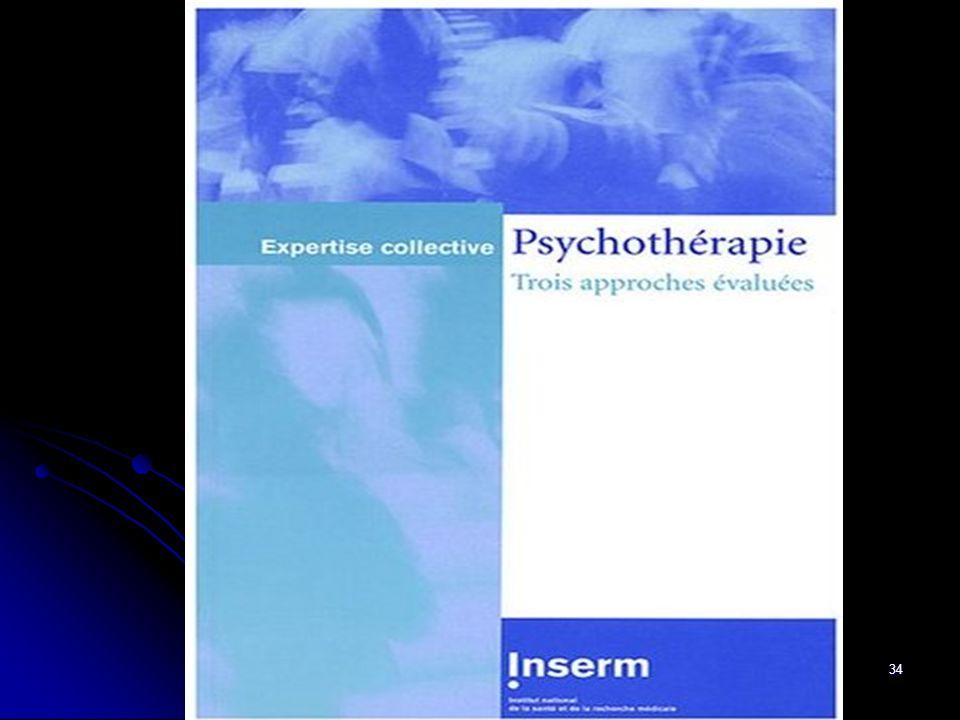 Etude INSERM (2004)