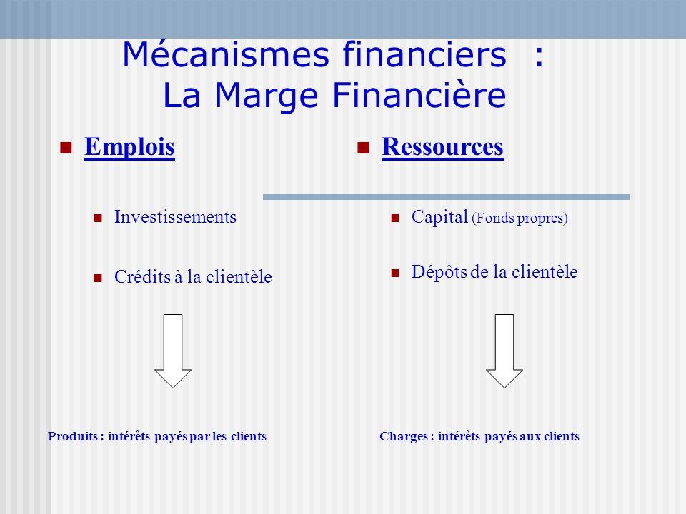 Mécanismes financiers : La Marge Financière