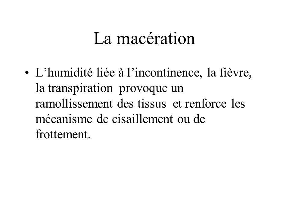 La macération