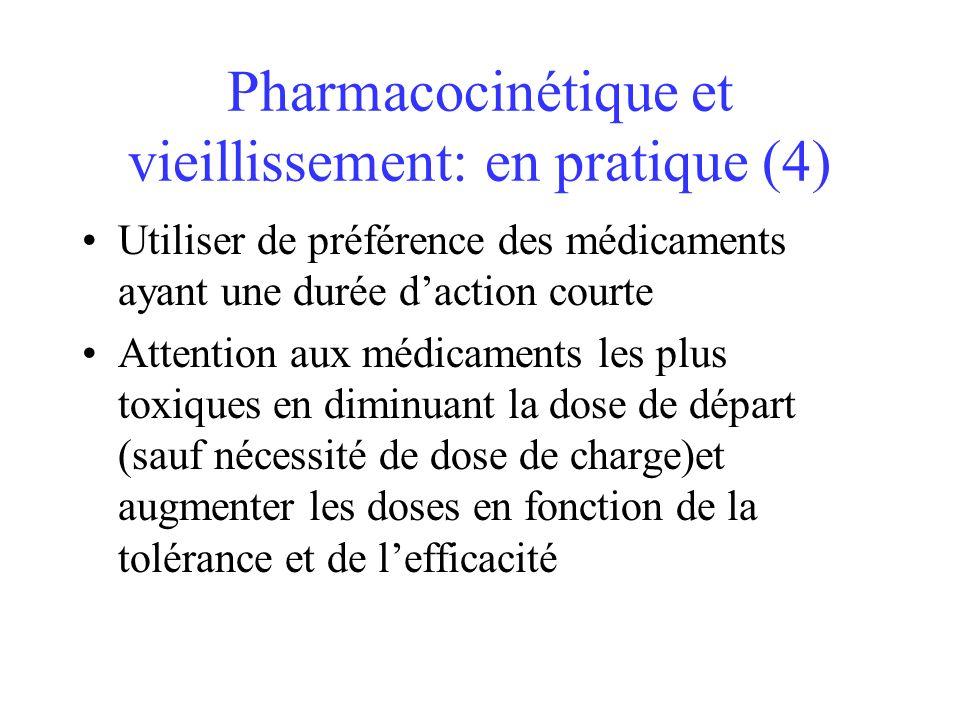 Pharmacocinétique et vieillissement: en pratique (4)