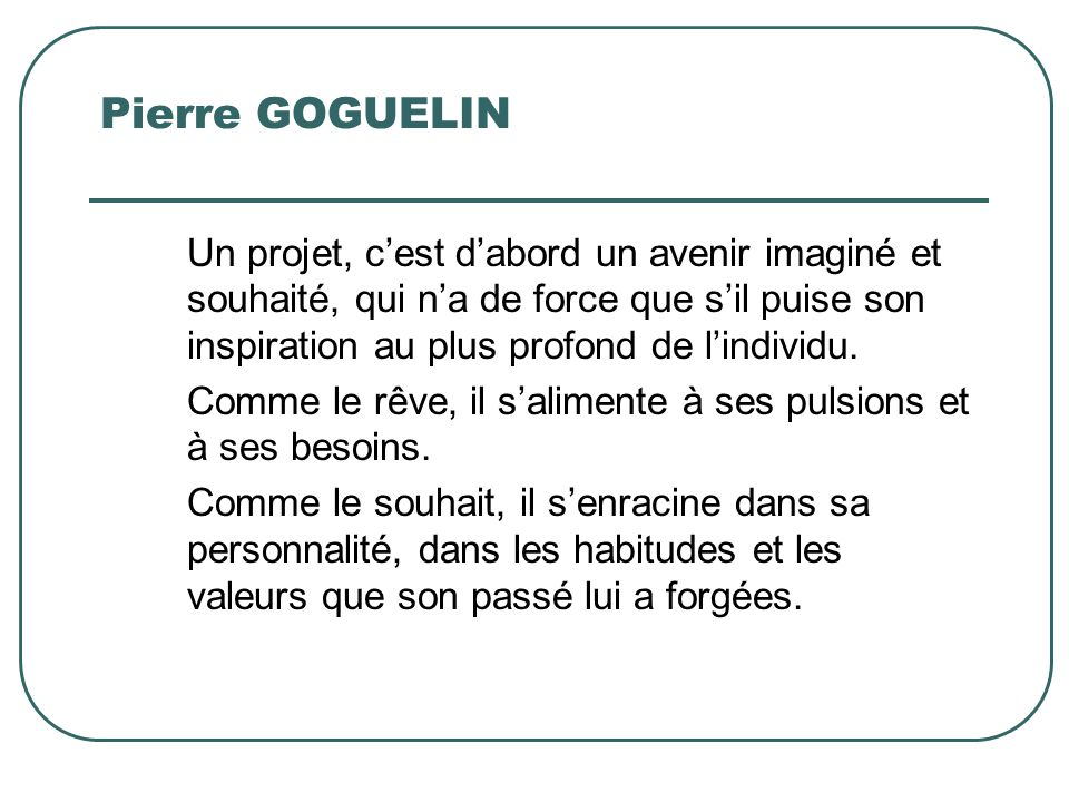 Pierre GOGUELIN