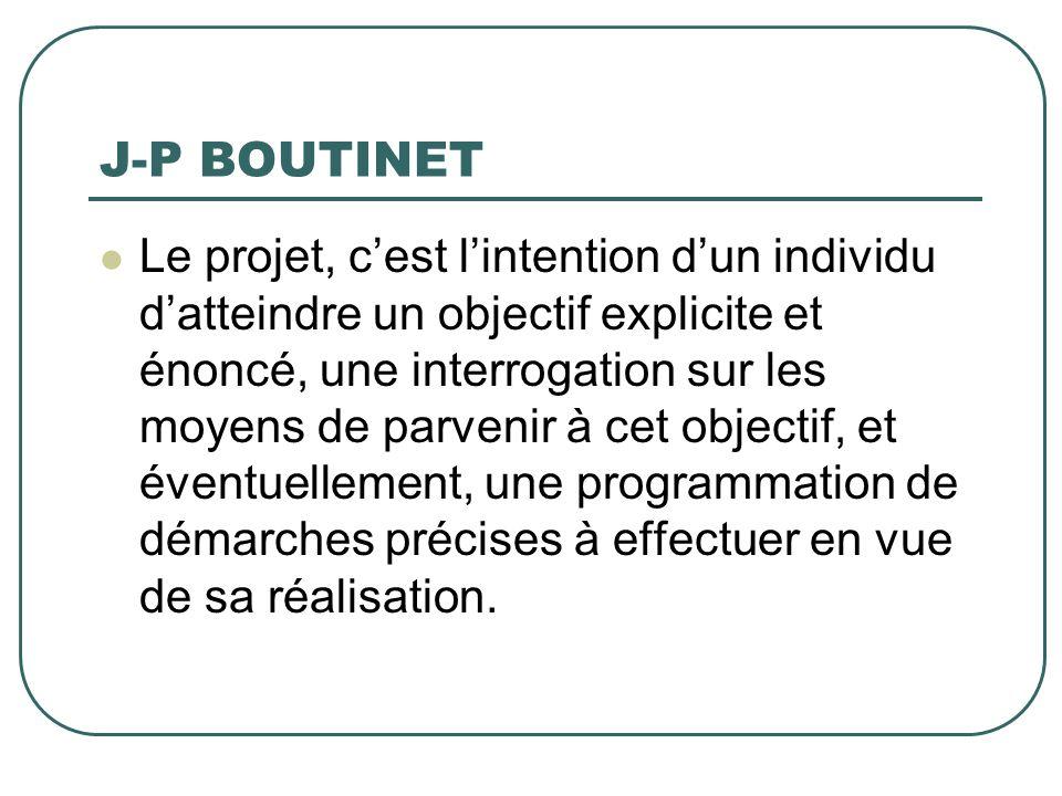 J-P BOUTINET
