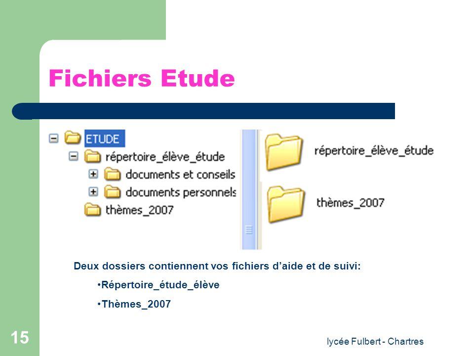 lycée Fulbert - Chartres