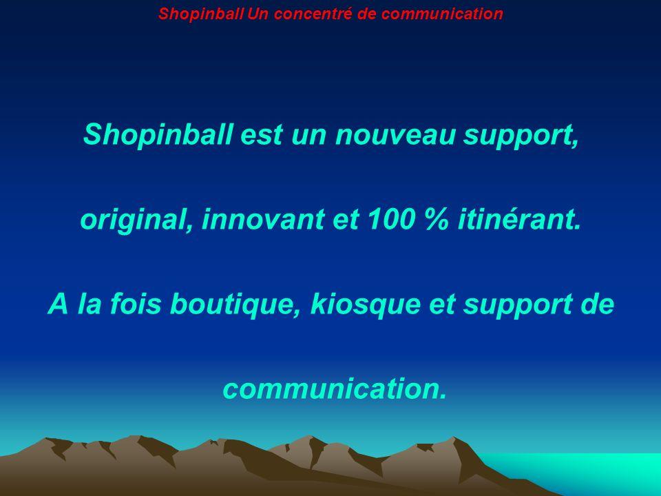 Shopinball est un nouveau support,