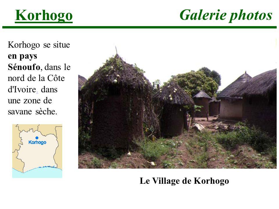 Korhogo Galerie photos