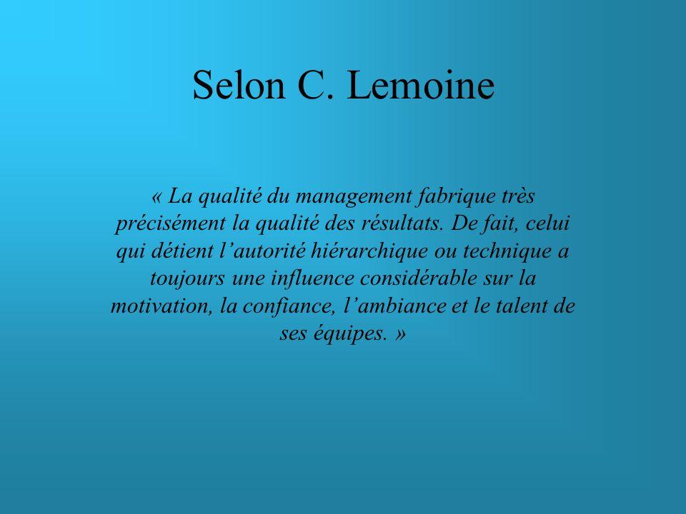 Selon C. Lemoine
