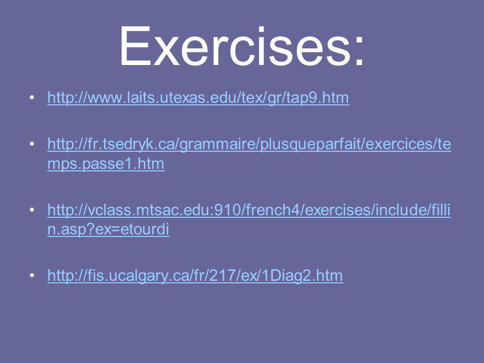Exercises: http://www.laits.utexas.edu/tex/gr/tap9.htm