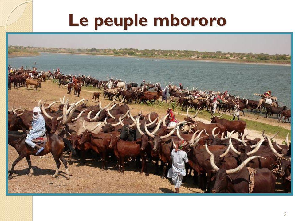Le peuple mbororo
