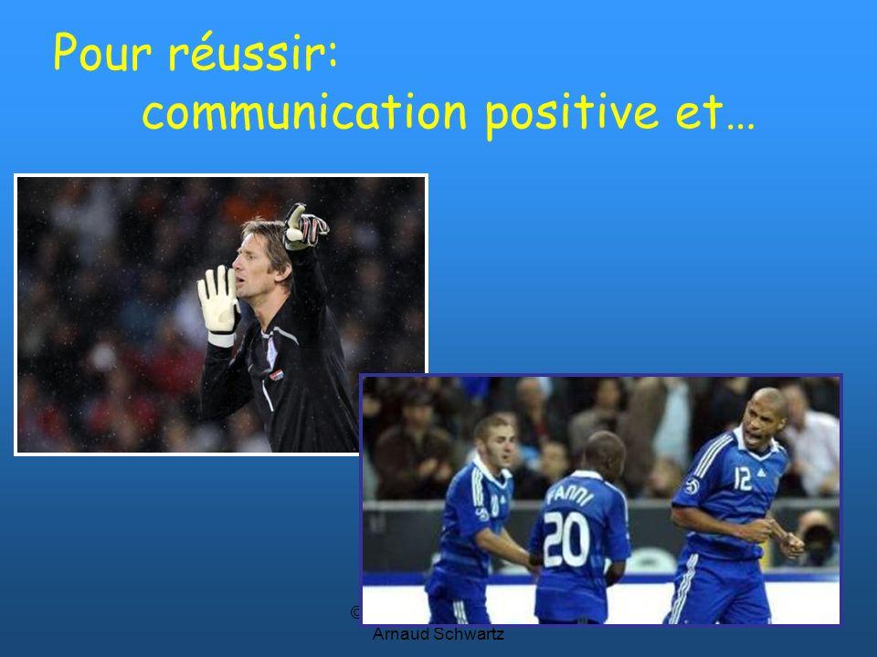 Pour réussir: communication positive et…