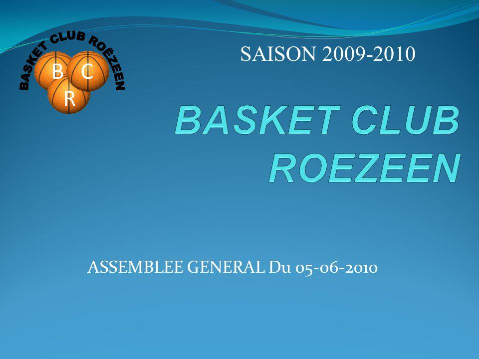 ASSEMBLEE GENERAL Du 05-06-2010