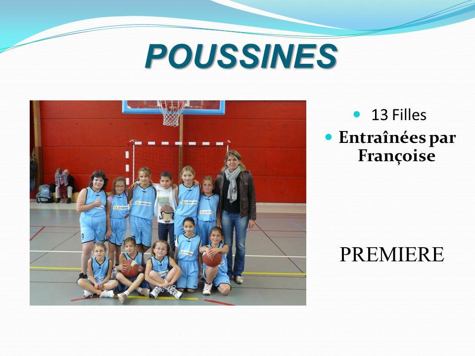 Entraînées par Françoise