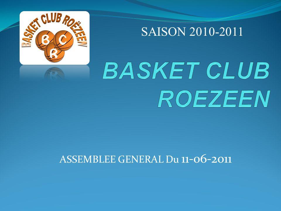 ASSEMBLEE GENERAL Du 11-06-2011