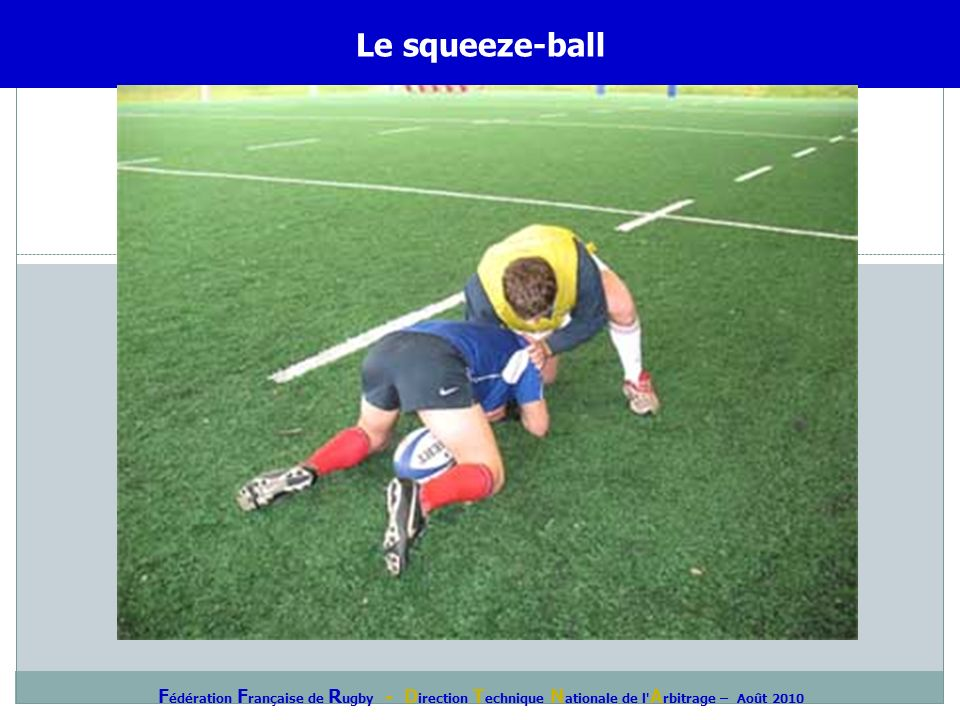 Le squeeze-ball