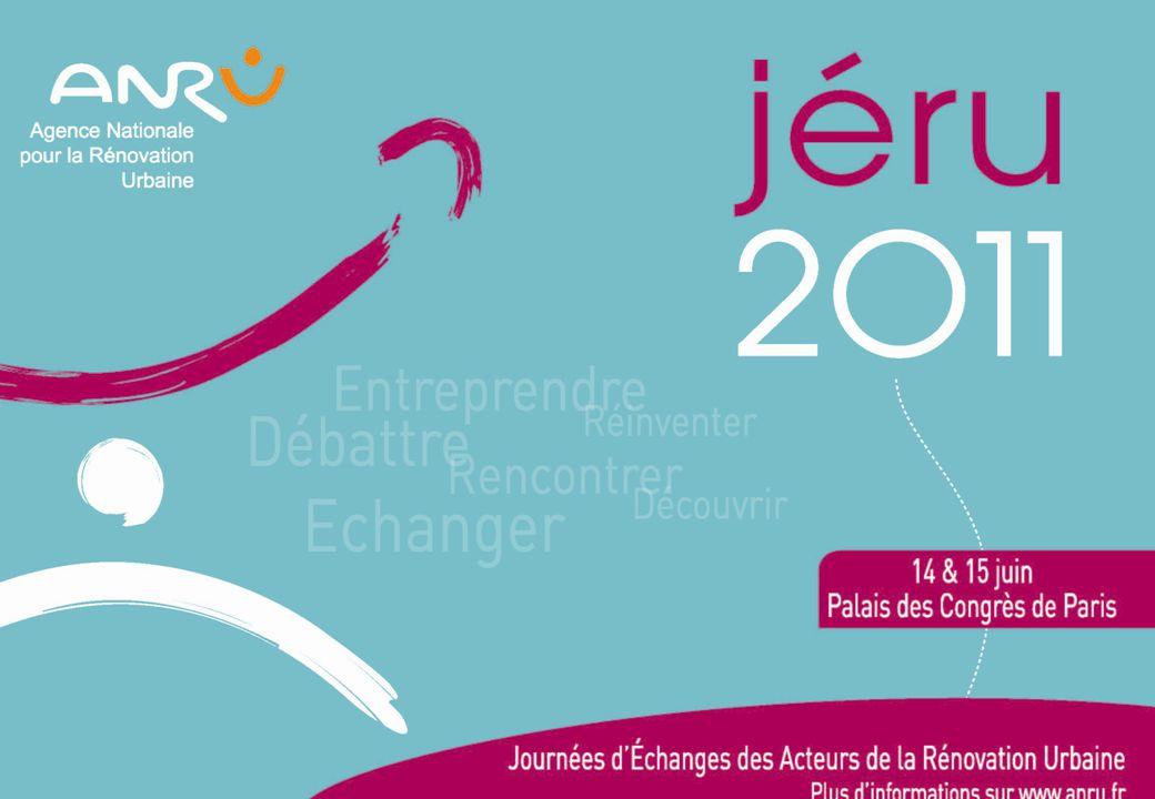 Réseau des chefs de projets JERU Journal des DT/DTA « in situ »
