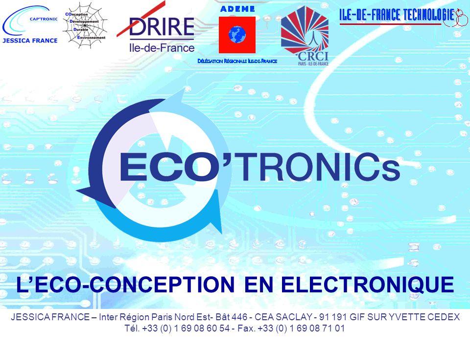 L'ECO-CONCEPTION EN ELECTRONIQUE