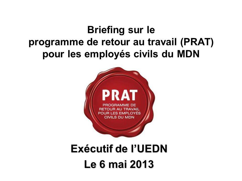 Exécutif de l'UEDN Le 6 mai 2013