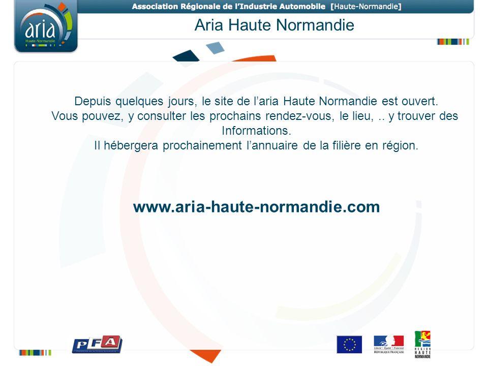 Aria Haute Normandie www.aria-haute-normandie.com