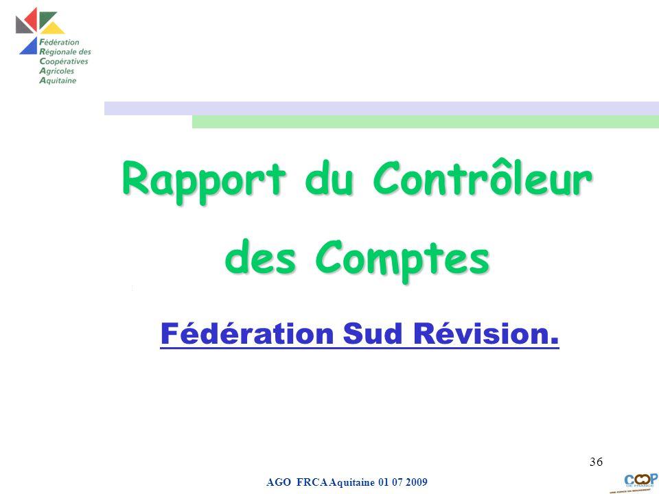 Fédération Sud Révision.