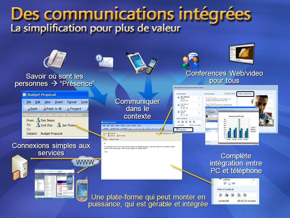 Conferences Web/video pour tous