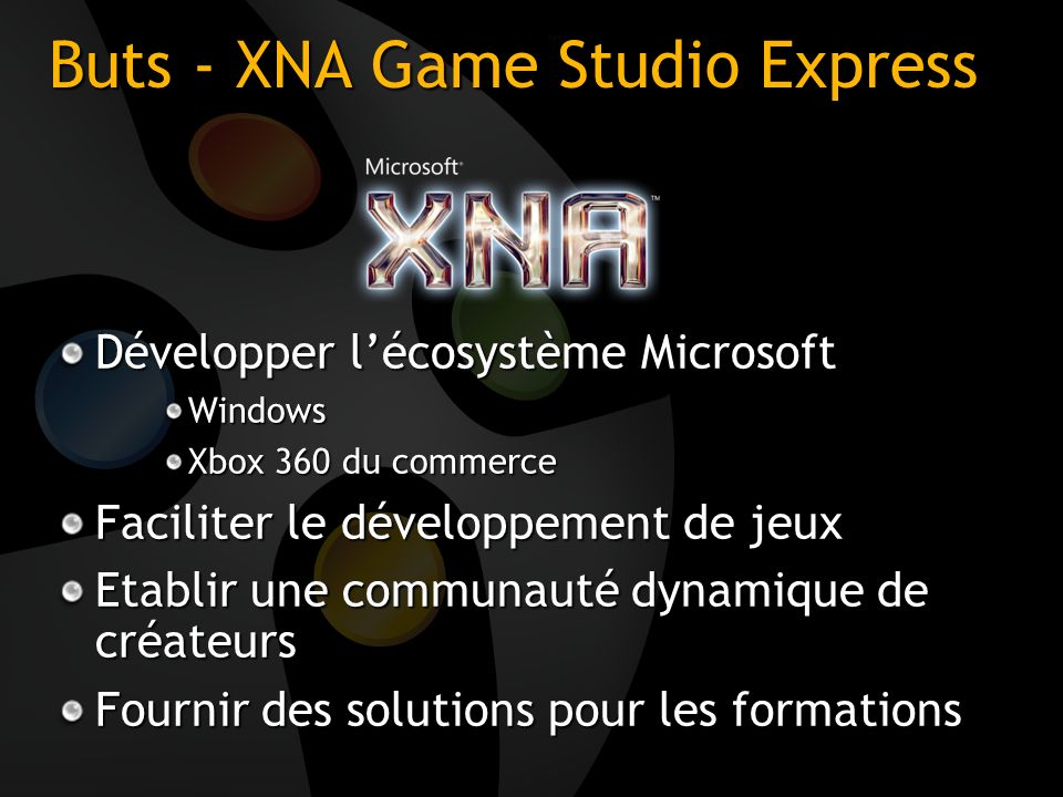 Buts - XNA Game Studio Express