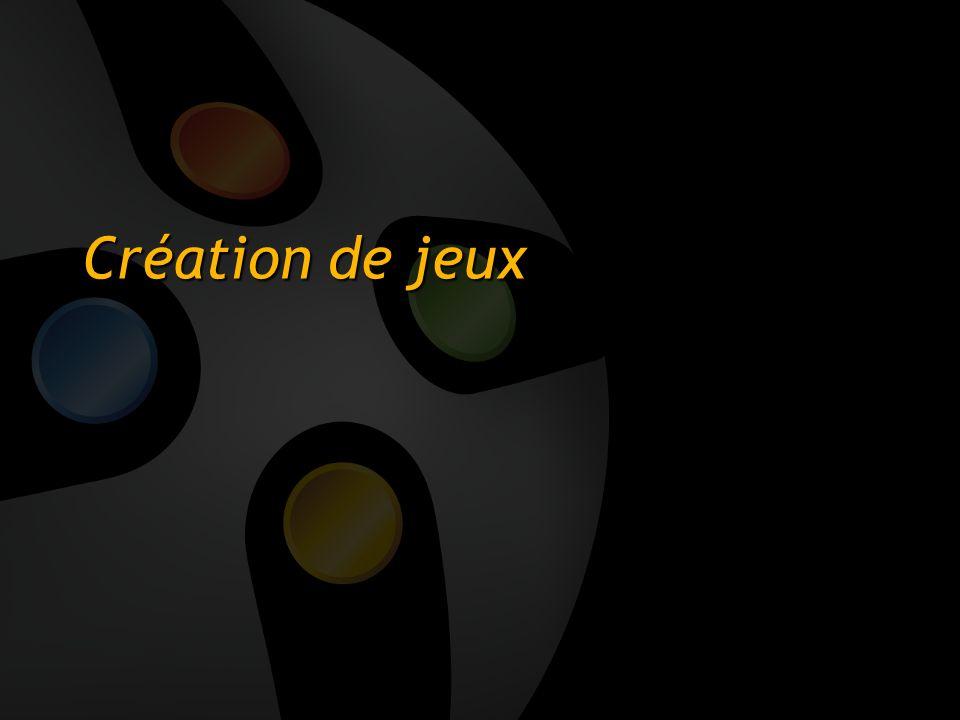 3/26/2017 3:54 PM Création de jeux
