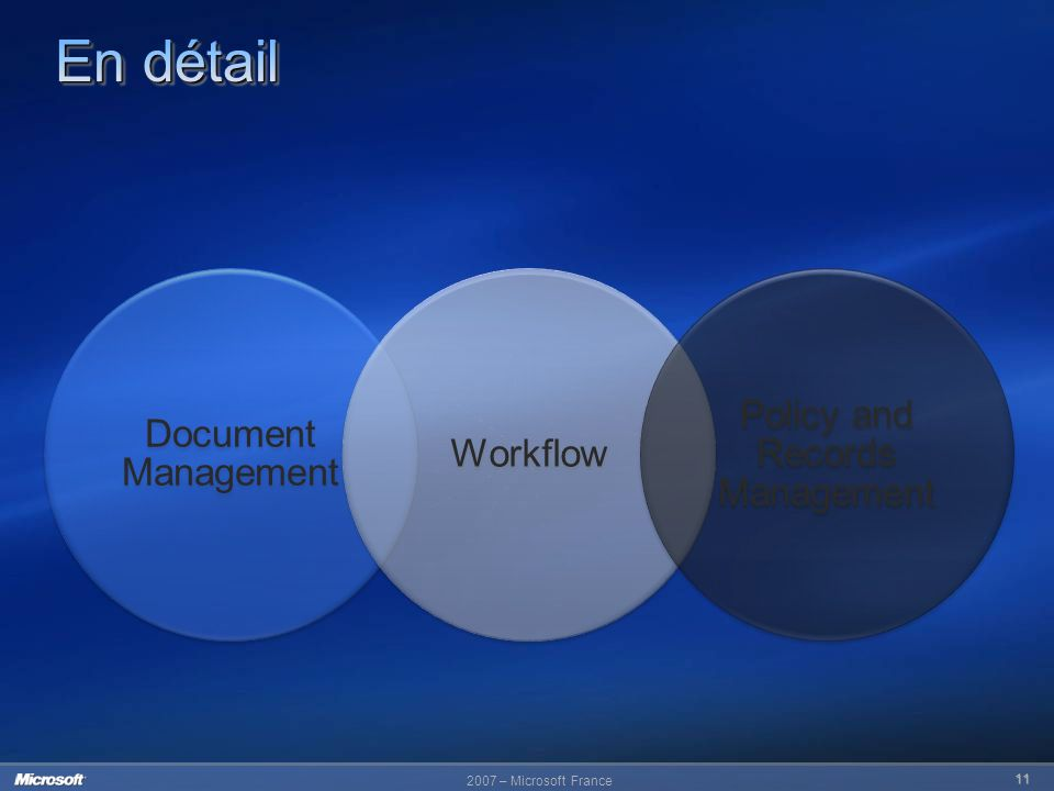 Policy and Records Management