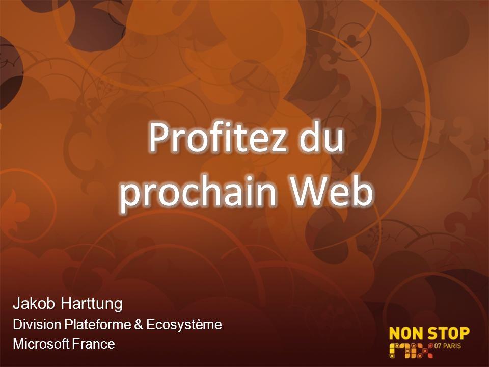 Profitez du prochain Web