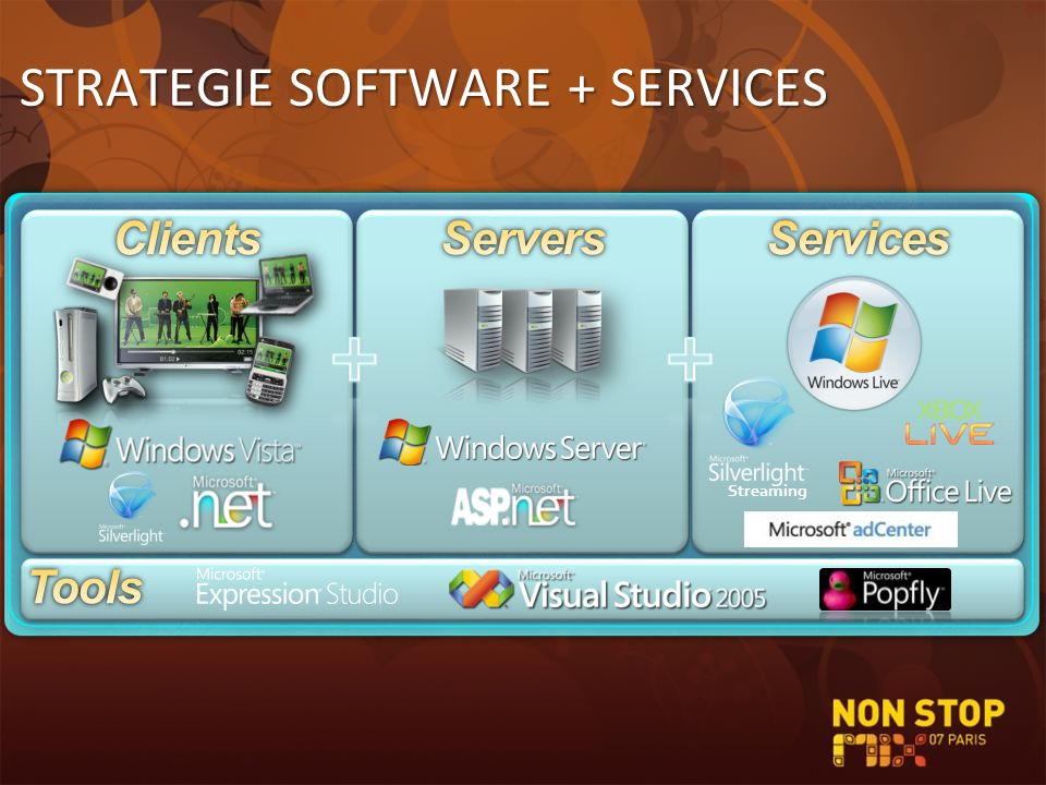 STRATEGIE SOFTWARE + SERVICES