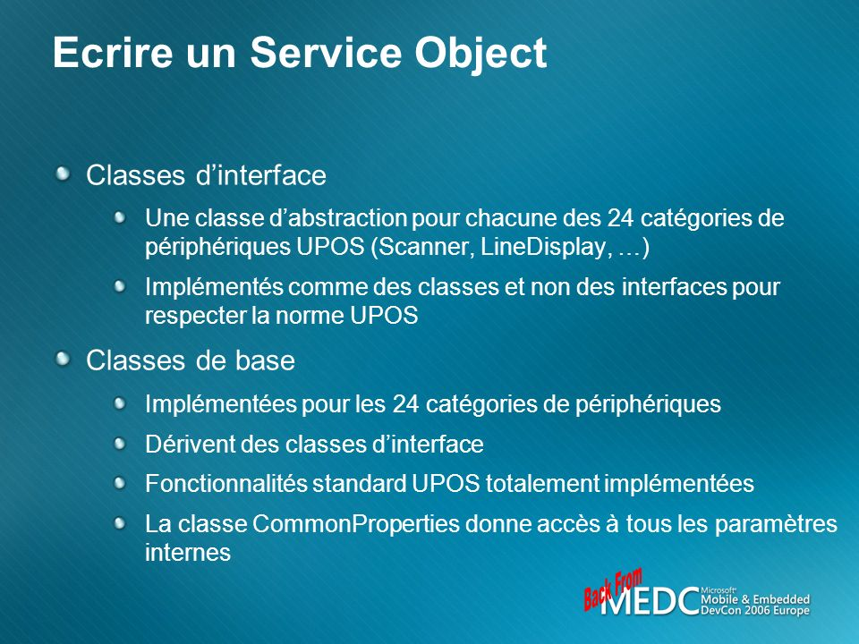Ecrire un Service Object
