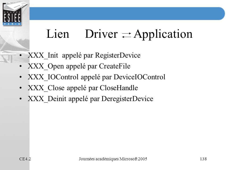 Lien Driver Application
