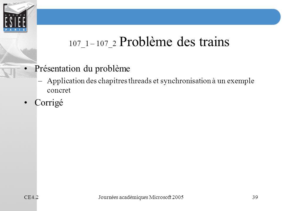 107_1 – 107_2 Problème des trains