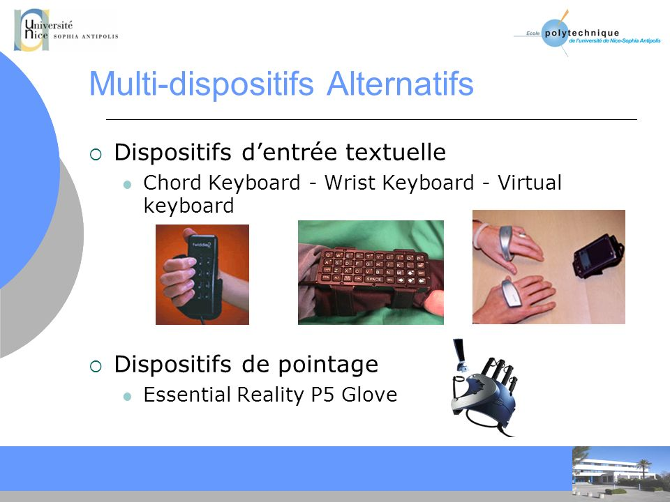 Multi-dispositifs Alternatifs