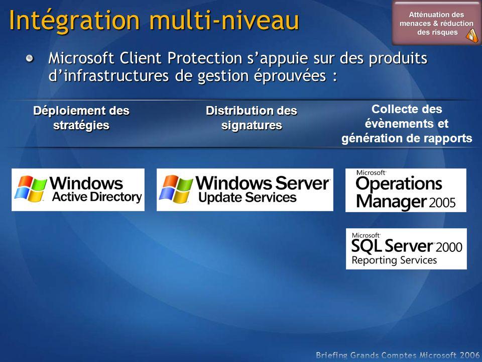 Intégration multi-niveau