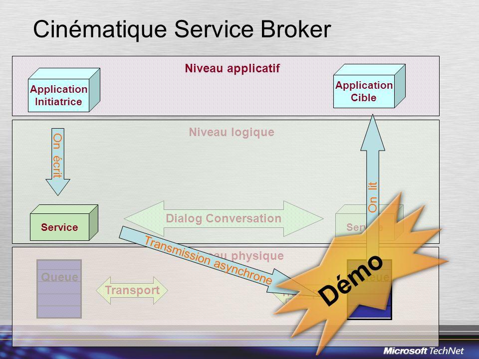 Cinématique Service Broker