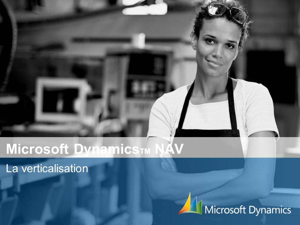 Microsoft DynamicsTM NAV
