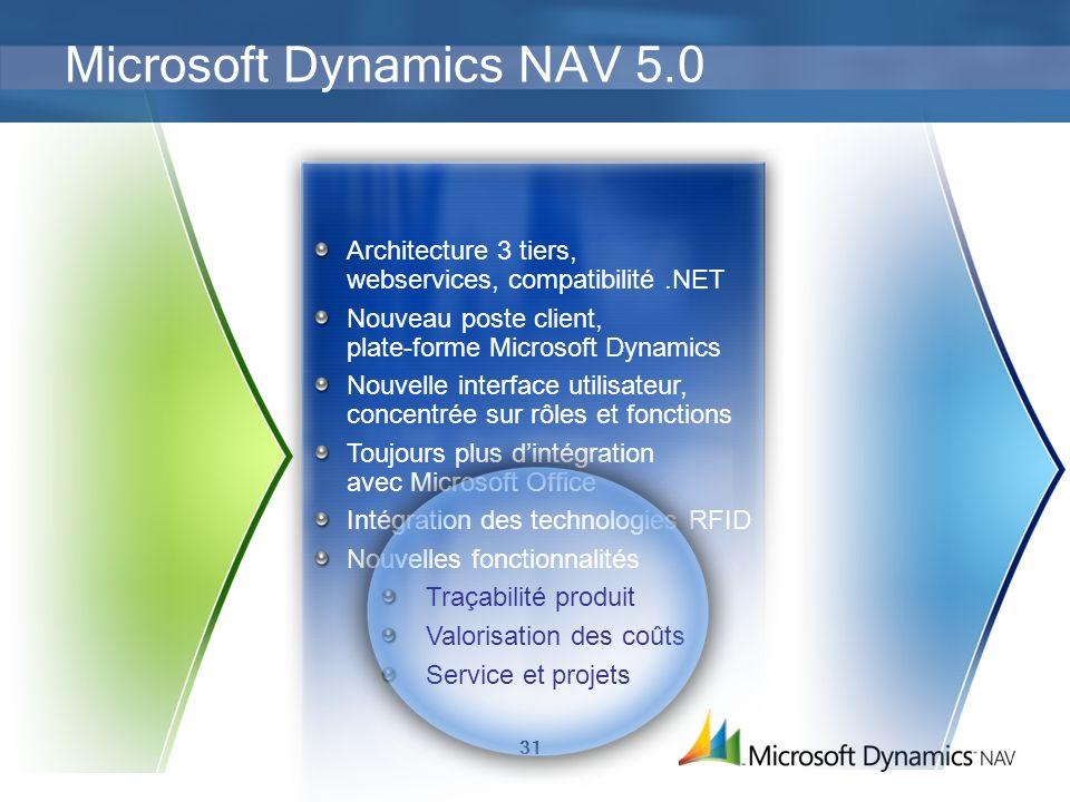 Microsoft Dynamics NAV 5.0