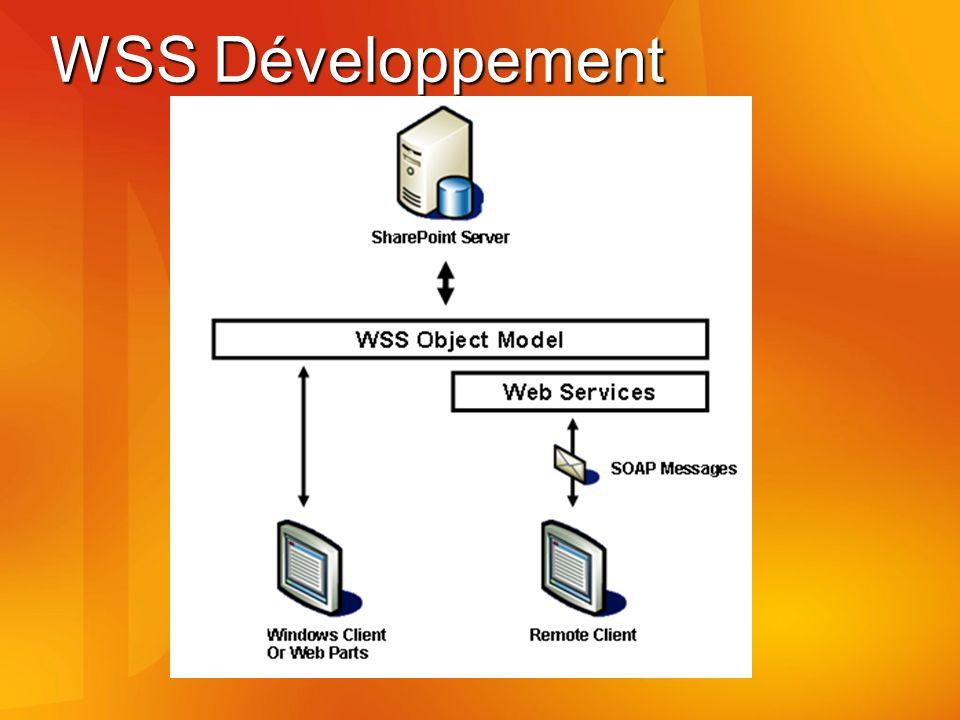 WSS Développement