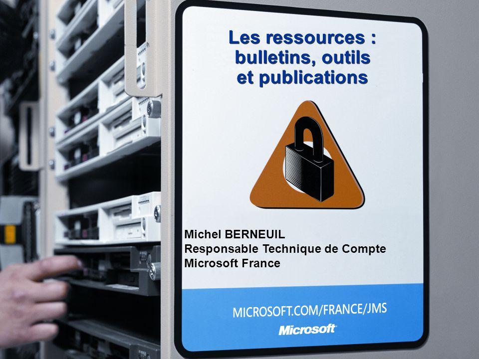 Les ressources : bulletins, outils et publications