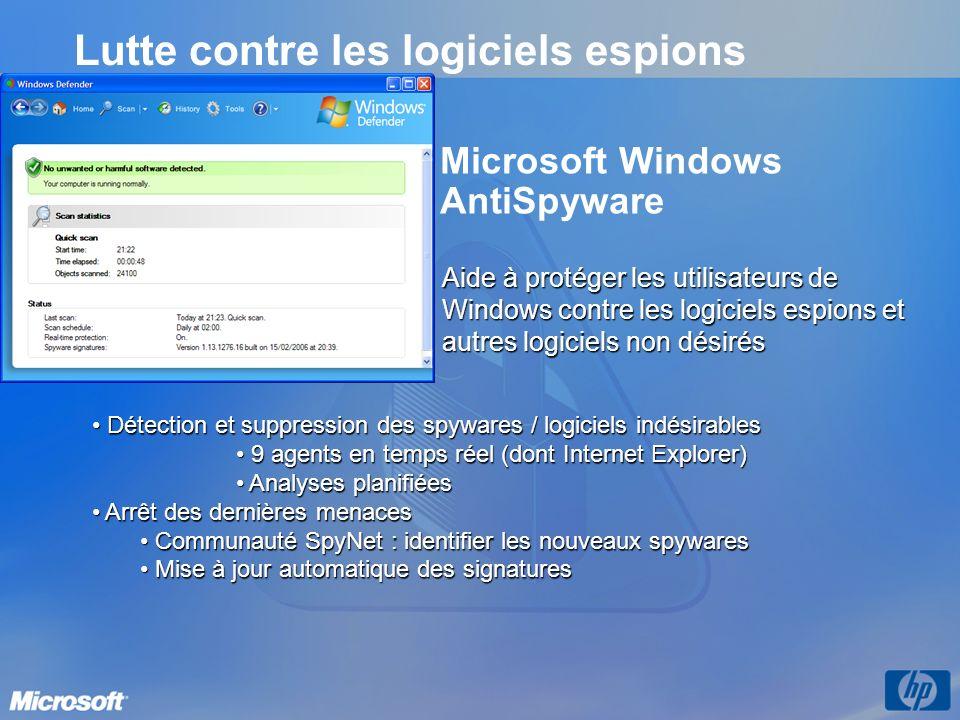 Microsoft Windows AntiSpyware