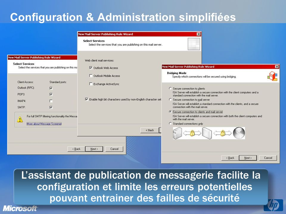 Configuration & Administration simplifiées