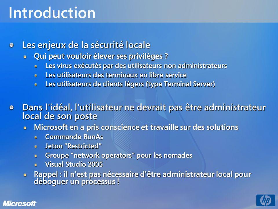 Introduction Les enjeux de la sécurité locale