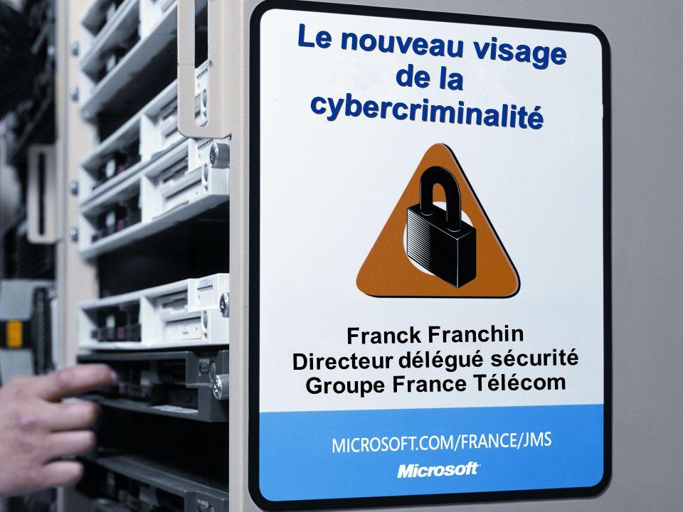 Le nouveau visage de la cybercriminalité