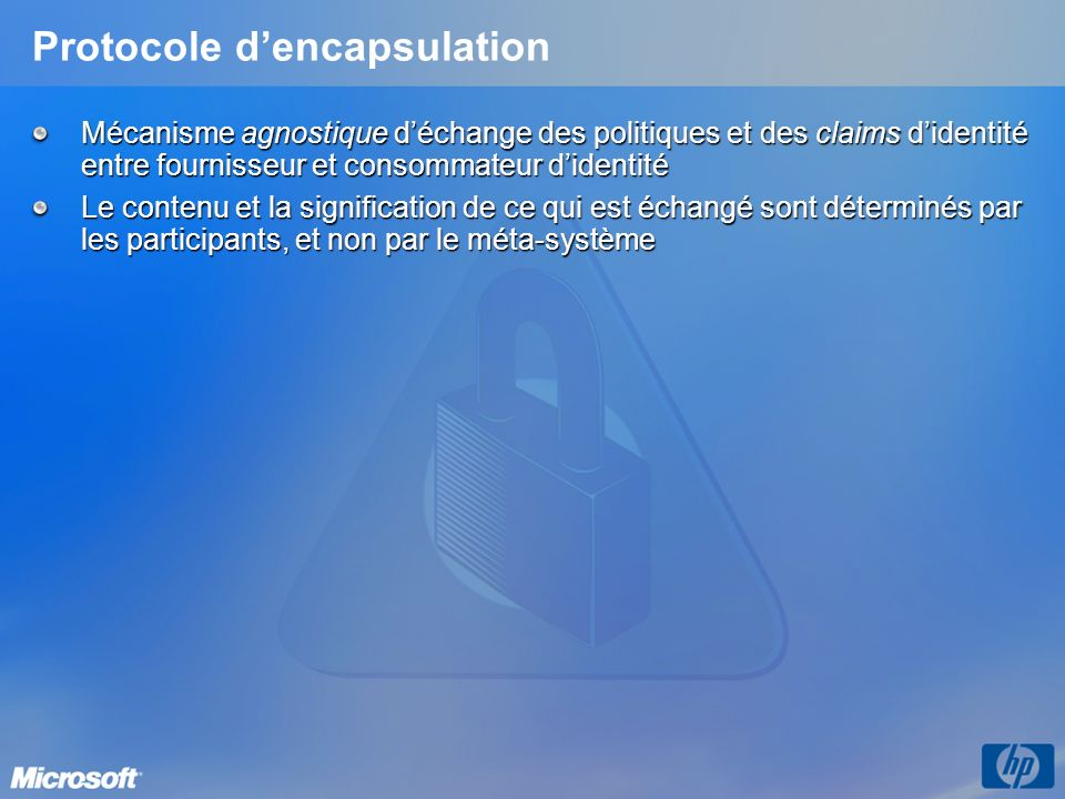 Protocole d'encapsulation