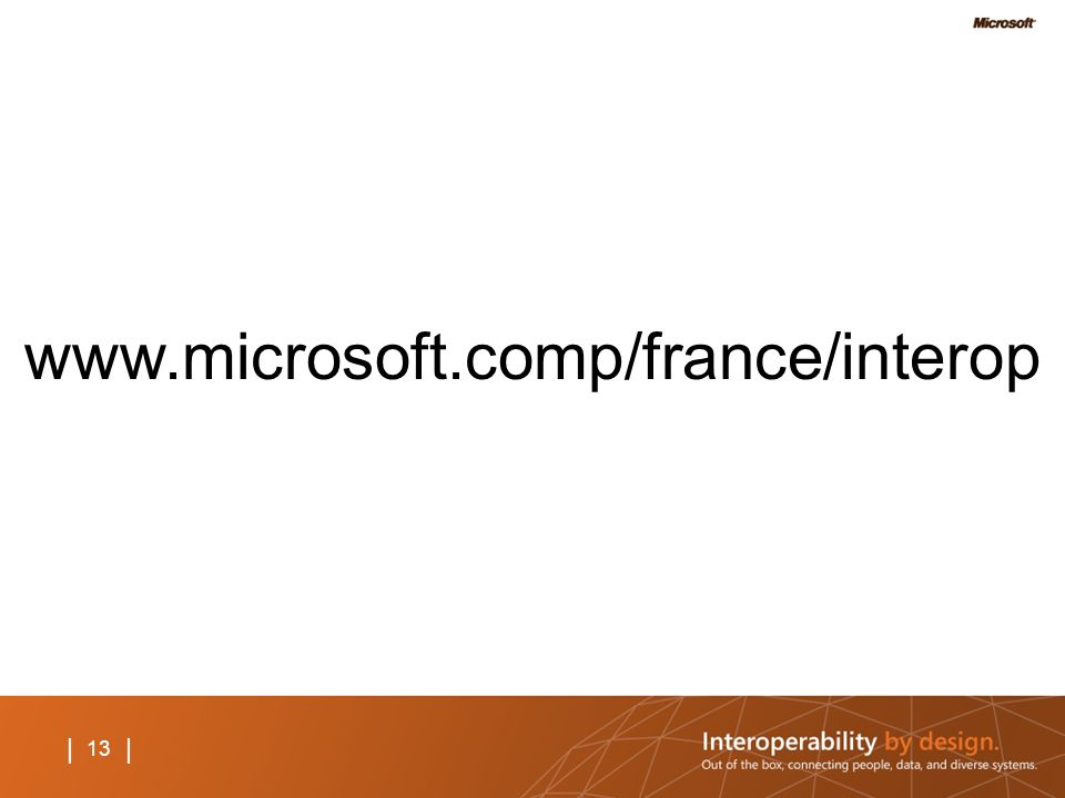 www.microsoft.comp/france/interop