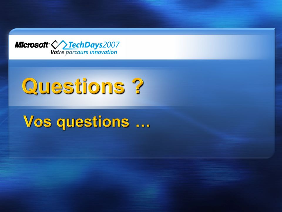 Questions Vos questions … 3/26/2017 3:56 PM